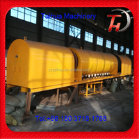 WSTH-1000X10000 Sawdust Charcoal Making Kiln/Continuous Sawdust Carbonization Furnace/Sawdust Charcoal Making Oven