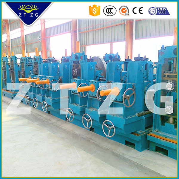 China's First Multi-functional Welded Pipe Machine
