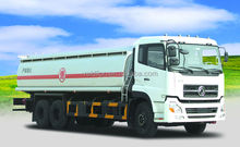 Dongfeng large capacity oil transportation tank truck /refuel tank truck