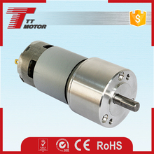 GM51-775PM gearbox electric motor 24v high torque dc motor