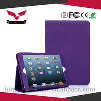 Kid Cartoon Style Cover For I Pad Mini 2 Pc Leather Case With Factory Price Oem Available