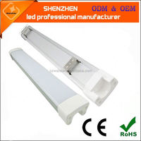 1.2m ip66 tri proof led fixture light 60w