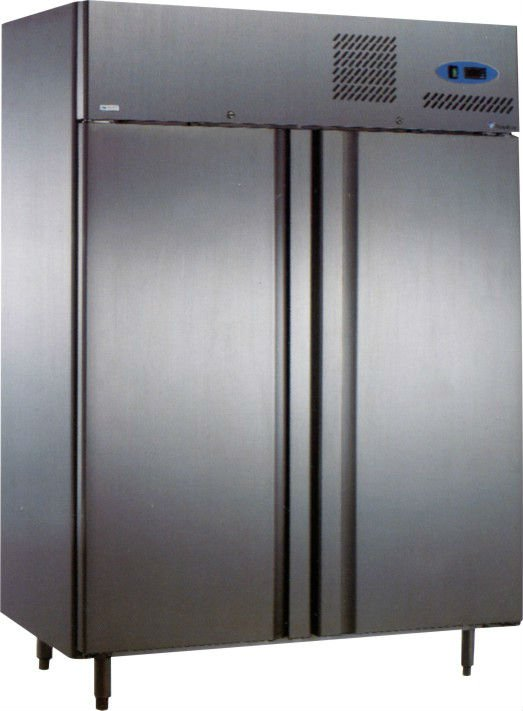 1400L COMMERCIAL REFRIGERATOR WITH REMOVABLE DOOR FRAME