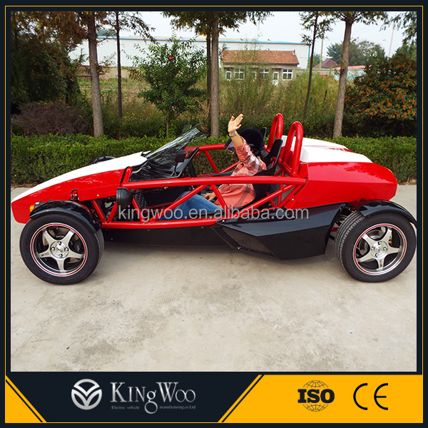 45 KW electric atom Super cars with open roof