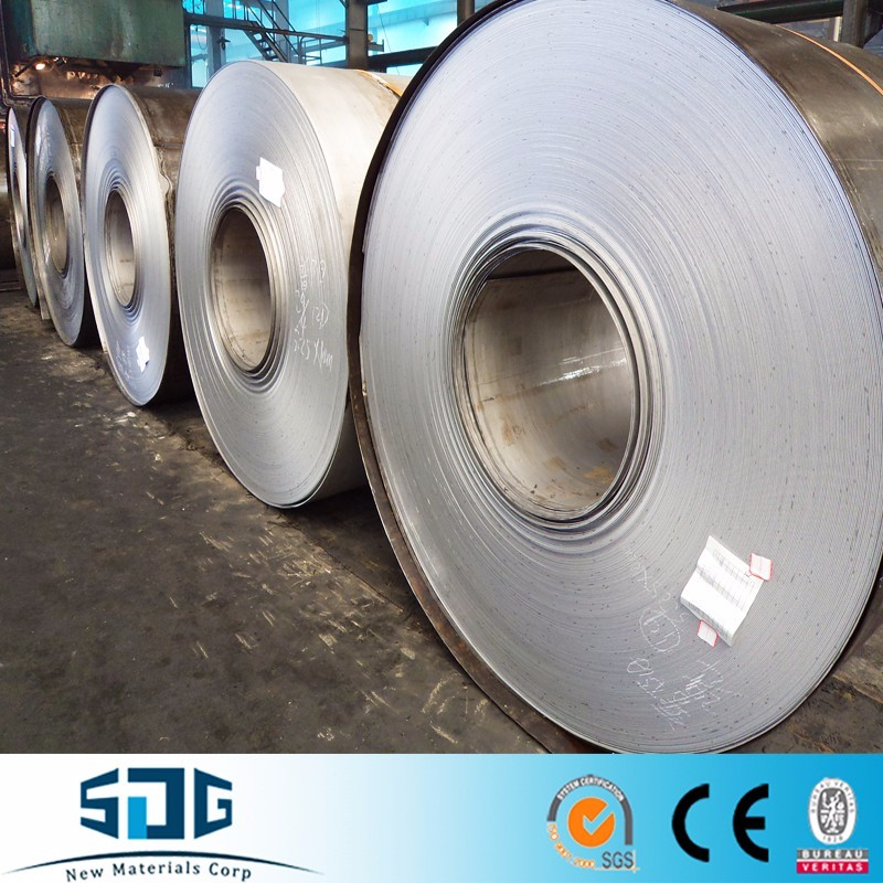 0.45mm Thick Edge Cutted Cold Rolled Steel Coil with Excellent Welding Performance