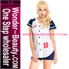 Baseball Player Costume for Girl