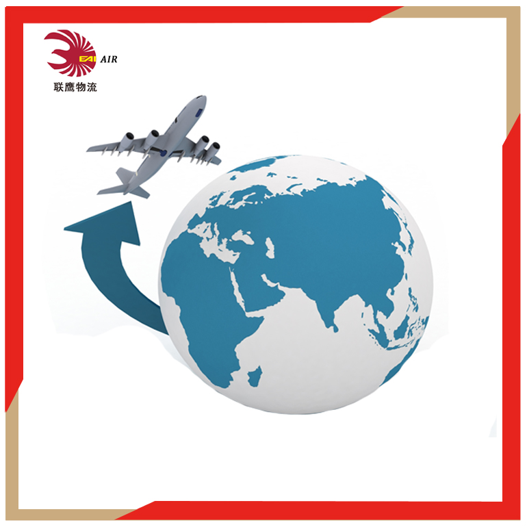 Low price air freight from China to UK