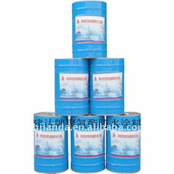 hot sell polymer cement waterproof roof coating