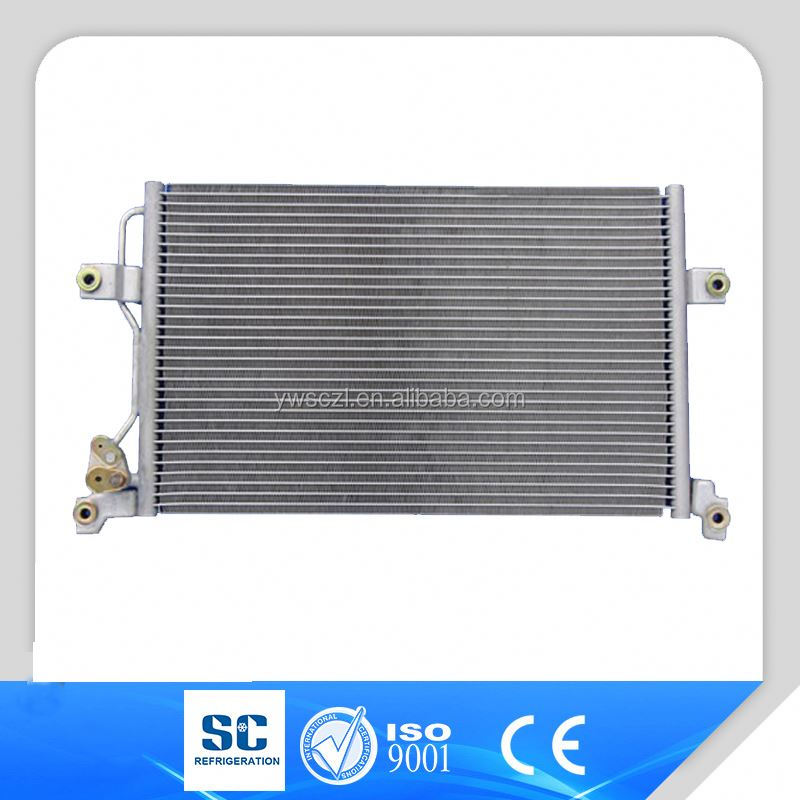 Latest product custom design cross flow micro channel heat exchanger in many style