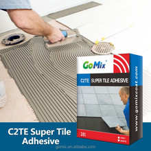 Wall and Floor Use Strong Adhesive Strength C2TE Cement Based Tile Adhesive