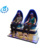 Popular 9d vr egg cinema simulator egg chair coin operated game machine for children