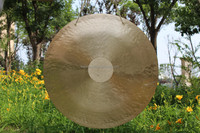 "28"" Mk Wind Gong ,Chinese Handcraft Gong with Mallet/Healthcare Gong"