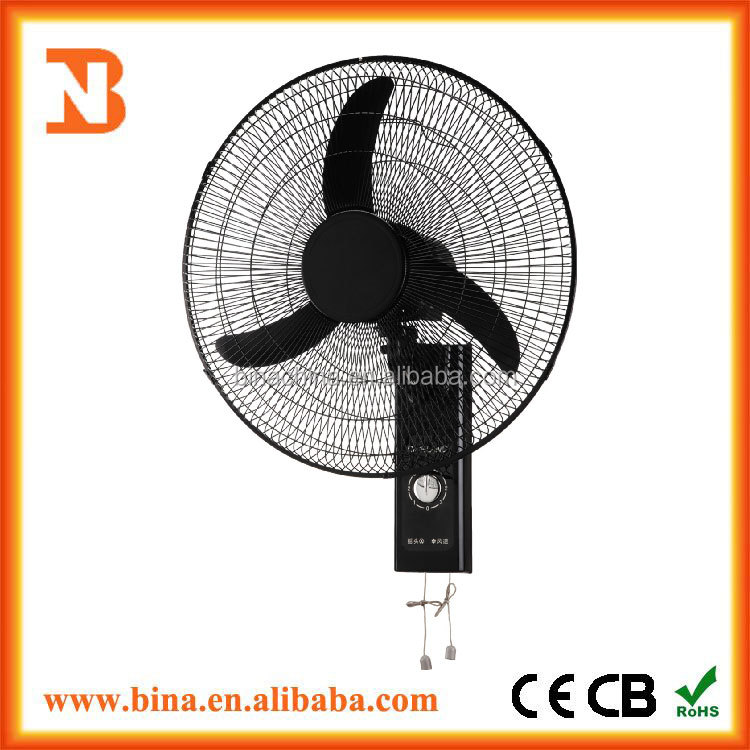 Home Appliance Ventilating Oscillating Wall Fan