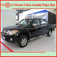 Gasoline/Diesel China Double Cab Single Cab Pickup Truck