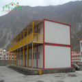 High quality prefabricated expandable container house for sale