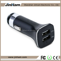 Mobile Phone Charger Display Stand , Usb Car Charger , Dual Port Car Charger Usb
