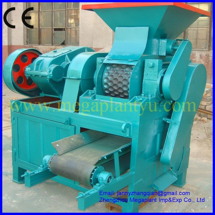 Circular Coal Dust Powder Charcoal Briquette Making Machine