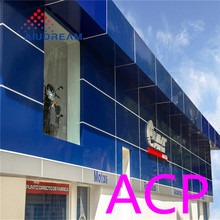 Cheap price and good quality acp aluminium sheet for wall cladding