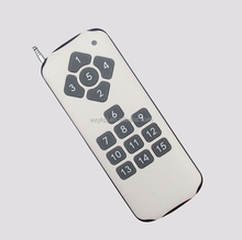 315/433M 2260/1527 chip 4.7M Oscillation Resistance 15Keys Wireless Remote Control