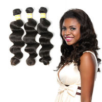 Unprocessed Natural Color Hair One Donor Peruvian 100 Human Hair