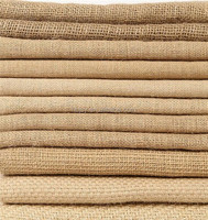 Jute raw material burlap/hemp cloth hessian roll