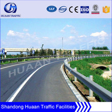 zinc coating traffic barrier board