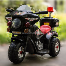 Police Electric Baby Motorcycle /kids ride on motorcycle toys,toy electric motorcycle for child