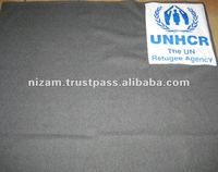 RELIEF BLANKETS : UNHCR, UNICEF, ICRC, IFRC POLYESTER FLEECE BLANKETS