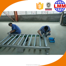 Expandable Automatic rotary table conveyor for production line equipment