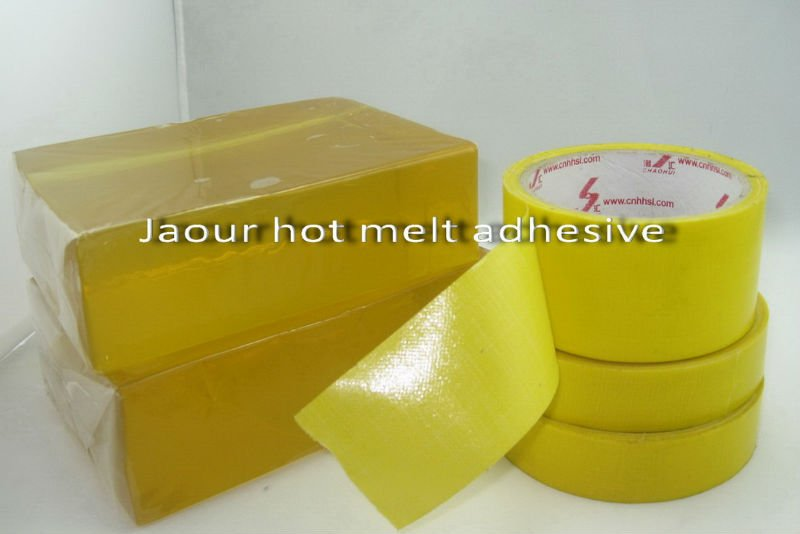 Hot melt adhesive for sticker, easy peeled and removable label