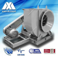 Belt driven Garbage incineration power plant centrifugal fan
