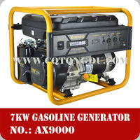 Honda type 2kw~10kw gasoline generator for Colombia with factory prices