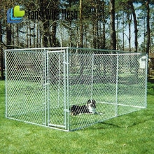 dog training cage / foldable stainless steel dog cage / dog cage top with cover