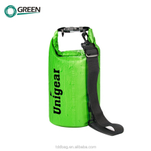 New Style Roll Top Dry Detachable Shoulder Strap Waterproof Sport Bag