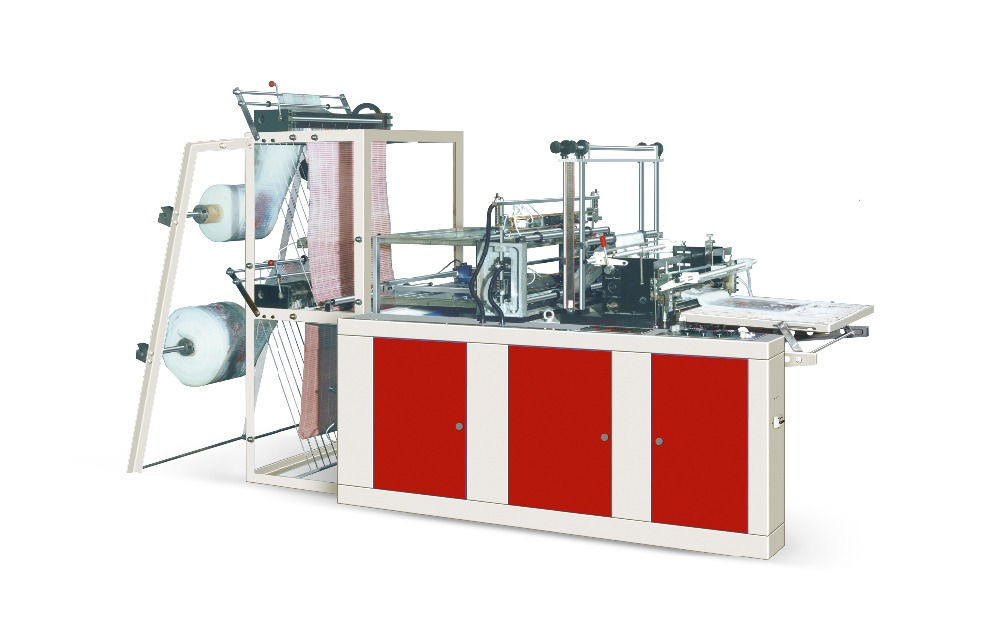 Computer Heat-Sealing and Cold-cutting Bag Making Machine