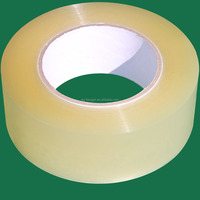 China supplier A+ Grade BOPP Adhesive Package Sealing Tape with Dispenser