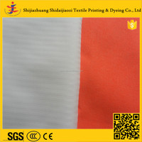Wholesale bleached white cotton polyester pocketing fabric