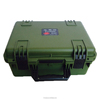 Dustproof lightweight hard carrying plastic tool case for mining and oil