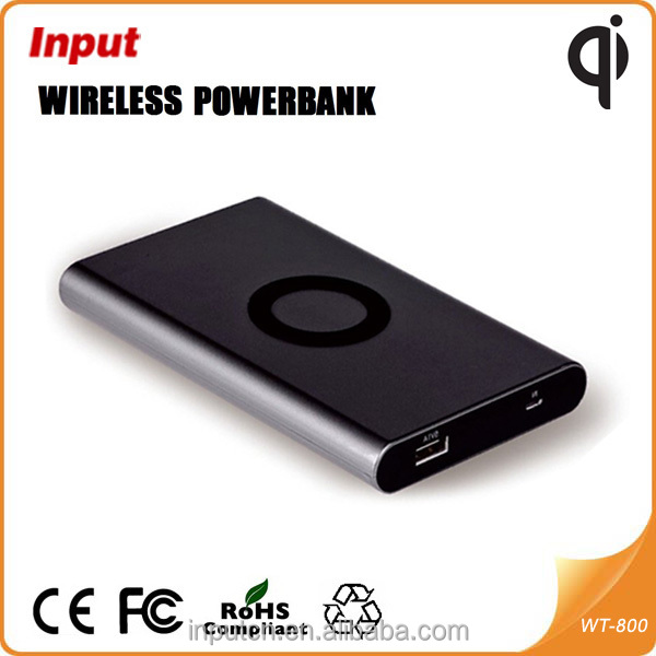 Wireless charger for htc desire hd qi wireless phone charger power bank