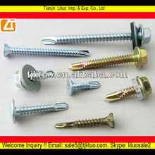 High quality self drilling screws ! Thick zinc coating