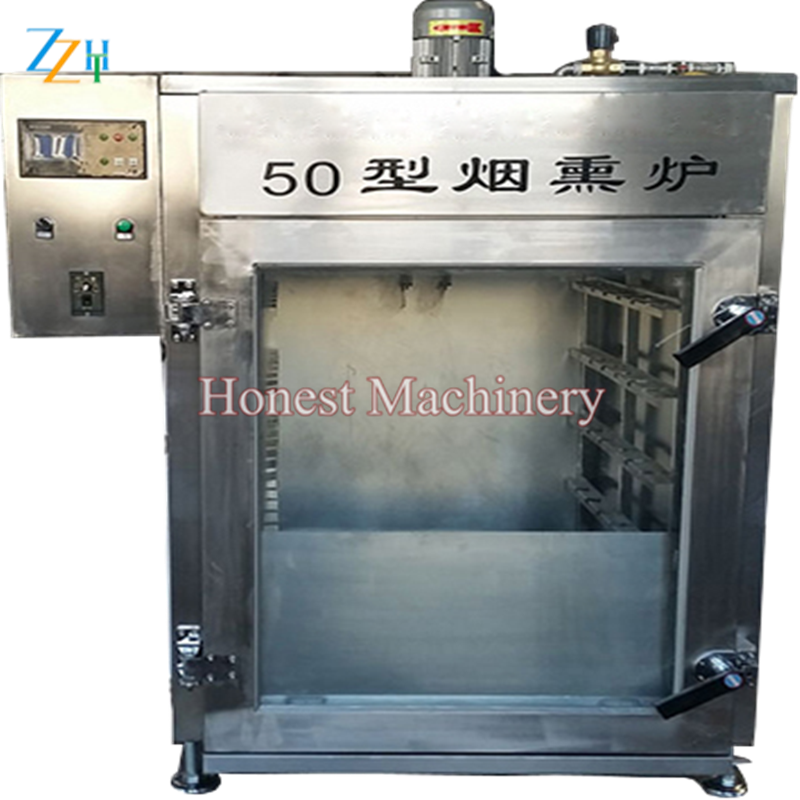 Low Price High Quality Meat Smoking Equipment / Electric Stove for Smoked Chicken Fish Sausage Duck
