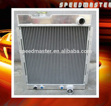 all aluminum radiator for FORD MUSTANG 1965 1966 1967 V6