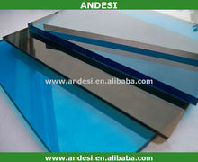 2mm3mm4mm thick clear polycarbonate sheeting price