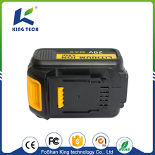 Best Quality 1.2v li-ion batteries rechargeable aa 2500mah 4.8v power tool battery
