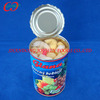 China Canned fruit cocktail, canned mix fruits:peach, grape, pineapple, pear, cherry