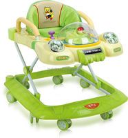 LZW car -resembling baby walker with musics with lights new products 2014 :model 138-3