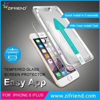High Quality Tempered Glass Film Screen Protector Guard For Apple iPhone 6PLUS(5.5'')
