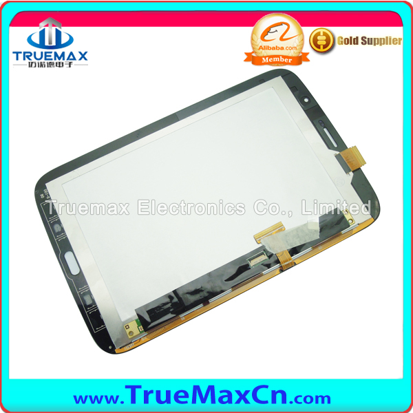8'' White For Samsung Galaxy Note 8.0 N5100 Touch Screen Digitizer Glass+LCD Display Full Assembly Replacement Parts