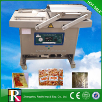 Automatic electric chicken vacuum packing machine for sale