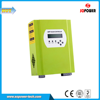 30 Amp Residential MPPT Solar Voltage Power Charge Controller